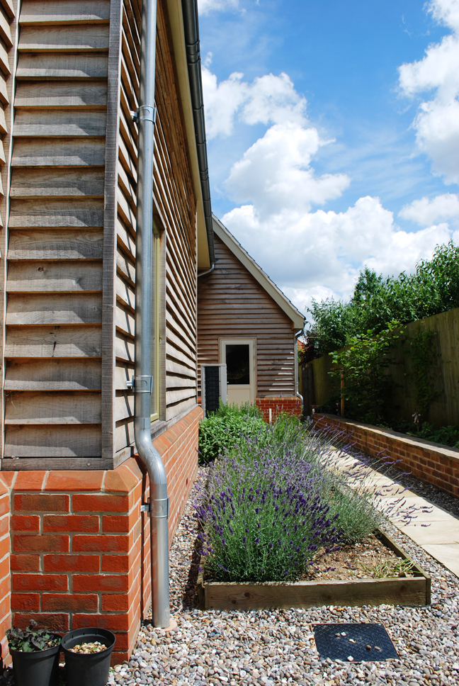Clinker House Timber Clad