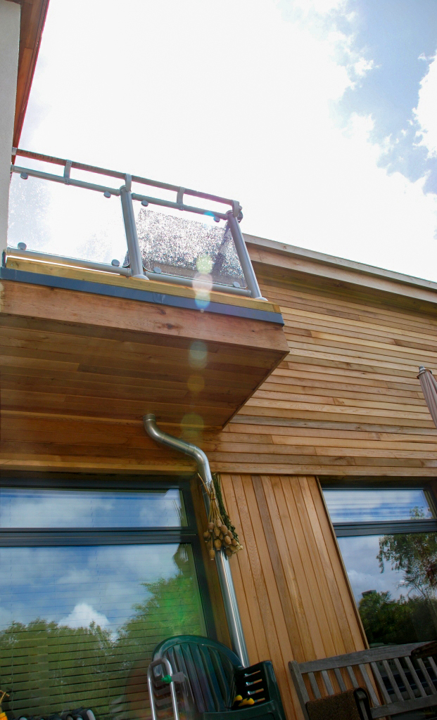 Duncan House, Eco Homes