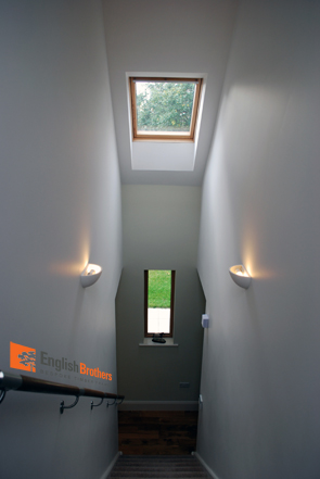 Elmer House Timber Clad Roof Light