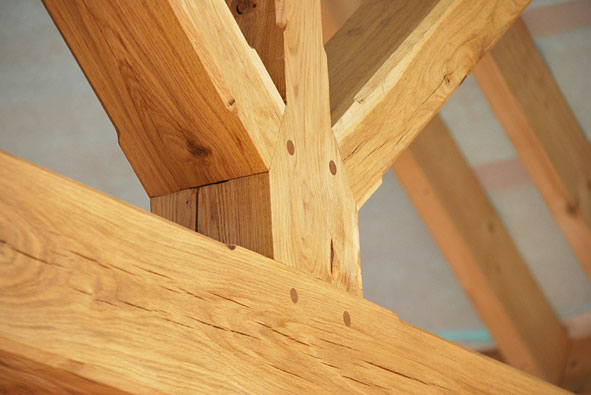 Feature Oak Joinery from English Brothers