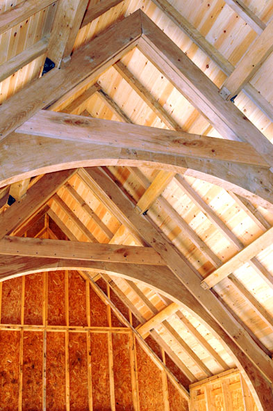 English Brothers Feature Oak Joinery