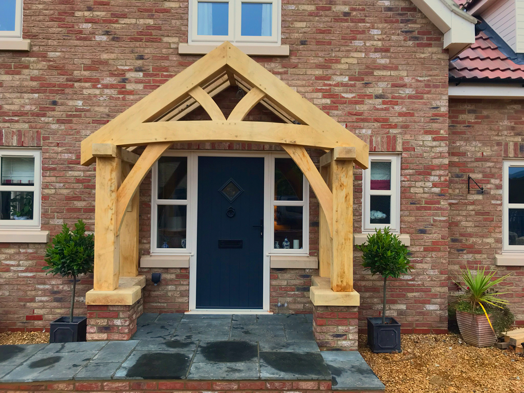 Oak Timber Porches